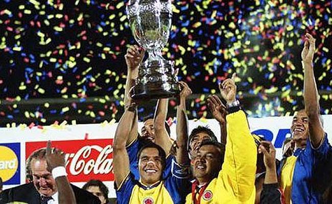 Copa América: esta fue la Selección Colombia campeona
