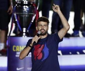 Piqué se burló del Madrid gracias a reguetonero colombiano