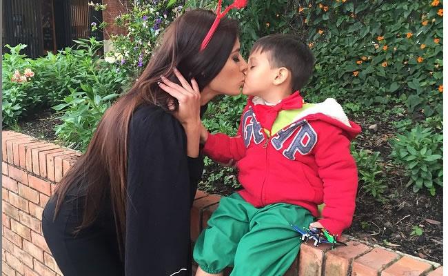 Natalia Sánchez sería el nuevo amor de Pipe Bueno