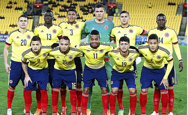 Colombia Sub 20: Selección Colombia Eliminada Del Mundial Sub 20