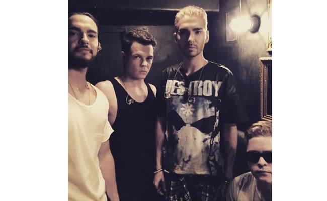 Tokio Hotel estará en Colombia gracias a sus fans