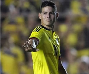 'James Gol', la canción en honor a James Rodríguez