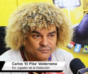 """'Pibe': """"Faustino mejor que Falcao, yo distinto a James"""""""
