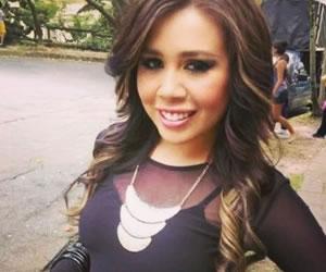 Yina Calderón está hospitalizada por el uso de biopolímeros