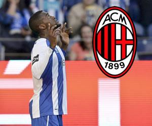 Jackson Martínez nuevo fichaje del A.C Milán