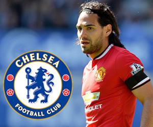 Falcao ya tendría todo arreglado con el Chelsea