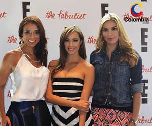 Mónica Fonseca y Olivia Peralta llegan a la pantalla de E!
