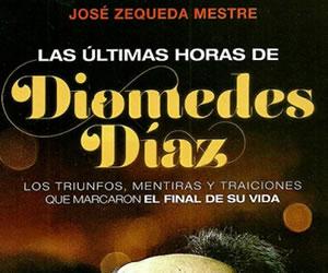 Gana el libro 'Las últimas horas de Diomedes Díaz'
