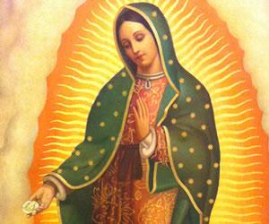 Oración de peticiones a la Virgen de Guadalupe