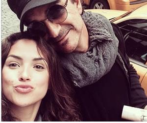 Hija de Ricardo Arjona participará en serie de NBC