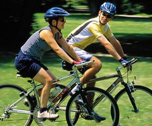 Las ventajas de montar bicicleta