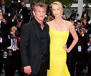 Una infidelidad sería la causa de la separación entre Charlize Theron y Sean Penn