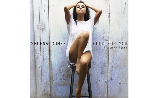 Selena Gómez estrena video de 'Good for you'