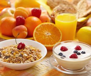 La importancia del desayuno en la vida diaria