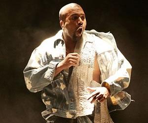 Kanye West generó disgusto en Glastonbury