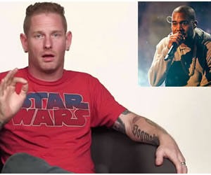 "Vocalista de Slipknot le dice ""NO"" a KanyeWest"