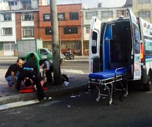 Habitante de la calle duró tres días esperando auxilio de ambulancia