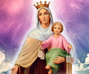 Las Mejores Oraciones Para Orarle A La Virgen Del Carmen