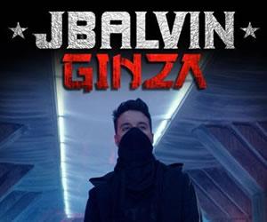 J Balvin estrena con éxito el video de 'Ginza'