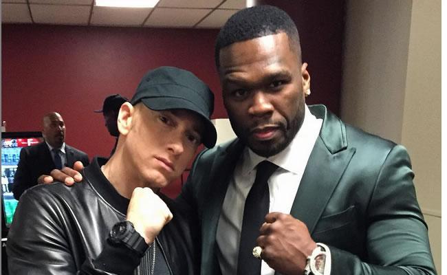 50 Cent dice que usa carros prestados y relojes de plástico