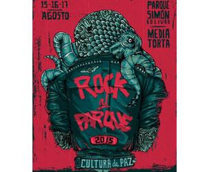 Conozca la imagen oficial de Rock al Parque 2015