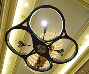 Facebook: construye un dron que llevará internet a lugares inhóspitos