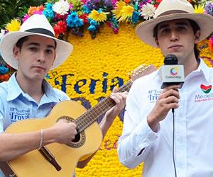 Feria de las Flores 2015: Programación oficial y transmisión en vivo