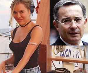 Natalia París habló sobre su supuesto romance con Uribe