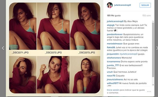 Julieth Restrepo, la descomplicada y sexy 'Madre Laura'