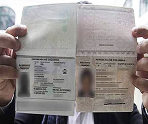 De 3 pasaportes que tienen los colombianos, sólo dos serán aceptados