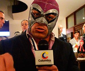 Lucha Libre en el Festival de Verano de Bogotá