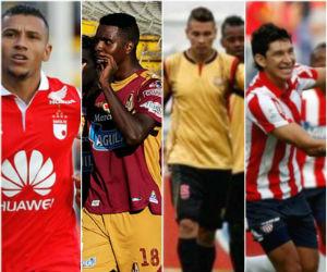 Póker de colombianos en la Copa Sudamericana 2015
