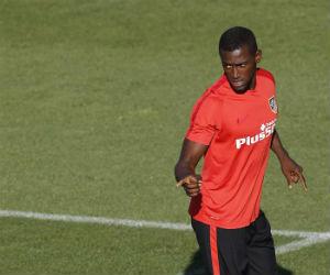 El primer gol de Jackson Martínez con el Atlético de Madrid