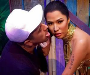 Figura de Nicki Minaj es víctima de fotos obscenas