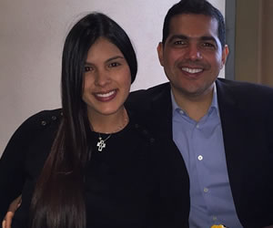 Peter Manjarrés es padre por segunda vez