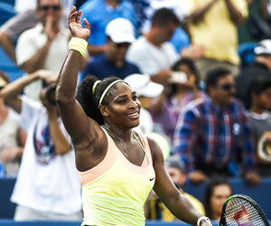 Serena Williams revalida título en Cincinnati