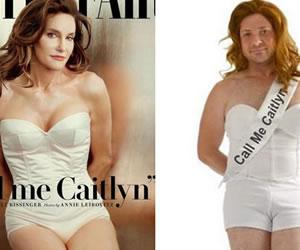 Conozca el disfraz de Caitlyn Jenner