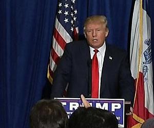 Donald Trump expulsa a periodista en plena conferencia