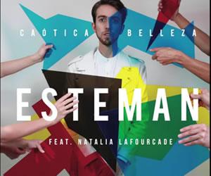 Esteman estrena su álbum 'Caótica Belleza'