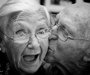 Seis secretos para llegar a 'viejitos' con tu pareja