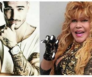 """La Tigresa del Oriente quiere """"borrar cassette"""" con Maluma"""