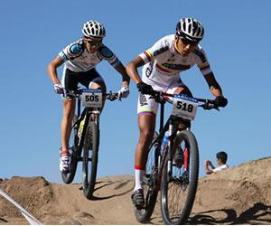 Colombia en el Mundial de Ciclismo de Montaña