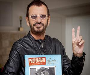 Ringo Starr y las fotos inéditas de los Beatles
