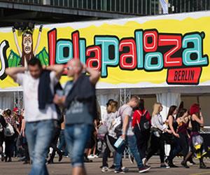 Lollapalooza repetirá nuevamente Berlín en el 2016