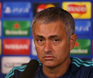 "Mourinho a un periodista: ""Busque por Google antes de preguntar cosas estúpidas"""