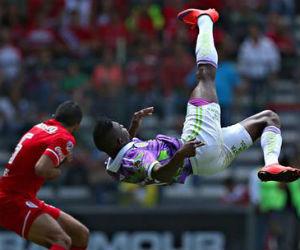Avilés Hurtado y su impresionante chilena en el fútbol mexicano