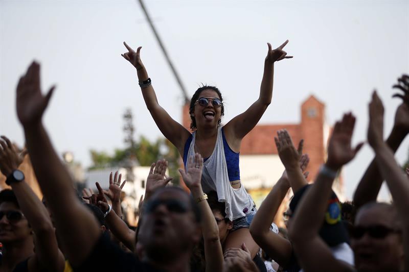 Reviva los mejores momentos de Rock in Río 2015