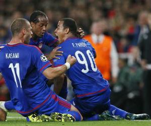 Error de David Ospina y primer gol de Felipe Pardo en la Liga de Campeones