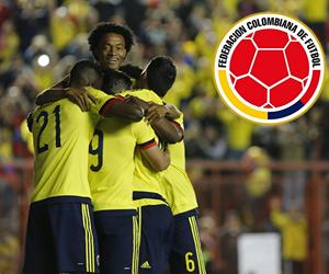 Selección Colombia perdió un puesto en el escalafón FIFA