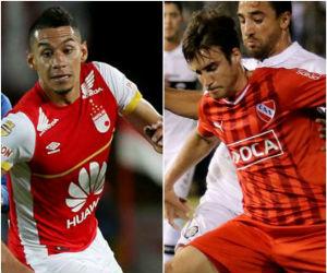 Santa Fe enfrentará a Independiente en los cuartos de final